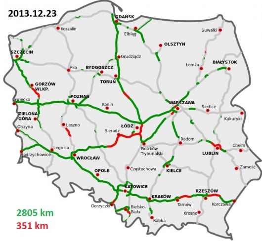 Maxis Autostrady I Drogi Ekspresowe W Polsce Nie Dla