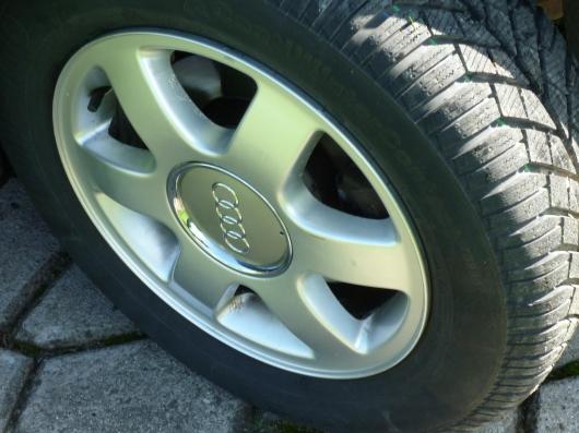 Audi A3 Kameleon Nowe Opony Zimowe Na Oryginalnych Aluminiowych