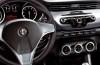 Alfa Romeo Giulietta Nuova - konsola środkowa