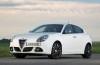 Alfa Romeo Giulietta Nuova - widok z przodu