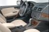 BMW X3 2009 - widok ogólny wnętrza z przodu