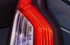 Citroen C4 Picasso - prawy tylny reflektor - włączony