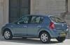 Dacia Sandero - lewy bok