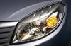 Dacia Sandero - lewy przedni reflektor - wyłączony