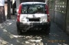 Fiat Panda II Van - galeria społeczności - widok z tyłu