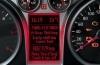 Ford Focus ECOnetic - deska rozdzielcza
