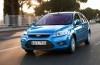 Ford Focus ECOnetic - przód - reflektory wyłączone