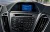 Ford Transit Custom - konsola środkowa