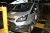 Ford Transit Custom - testowanie auta
