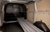 Ford Transit Custom - widok ogólny wnętrza