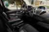 Ford Transit Custom - widok ogólny wnętrza z przodu