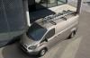 Ford Transit Custom - widok z góry