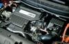 Honda Civic Hybryda - pokrywa silnika otwarta