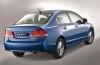 Honda Civic Hybryda - prawy bok