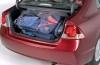 Honda Civic Hybryda - tył - bagażnik otwarty