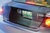 Honda Civic Hybryda - tył - inne ujęcie