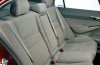 Honda Civic Hybryda - tylna kanapa