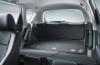 Hyundai i30 Kombi 2010 - tylna kanapa złożona, widok z boku