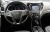 Hyundai Santa Fe III SUV 2.2 CRDi 197KM - galeria redakcyjna - kokpit