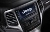Jeep Grand Cherokee SRT8 2012 - konsola środkowa