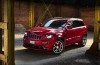 Jeep Grand Cherokee SRT8 2012 - lewy bok