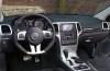 Jeep Grand Cherokee SRT8 2012 - pełny panel przedni