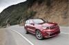 Jeep Grand Cherokee SRT8 2012 - prawy bok