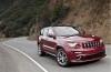Jeep Grand Cherokee SRT8 2012 - przód - reflektory wyłączone