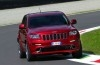 Jeep Grand Cherokee SRT8 2012 - widok z przodu