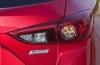 Mazda 3 III hatchback (2014) - prawy tylny reflektor - wyłączony