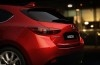 Mazda 3 III hatchback (2014) - tył - inne ujęcie