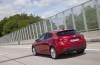 Mazda 3 III hatchback (2014) - widok z tyłu