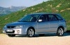 Mazda 323 - lewy bok