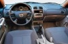 Mazda 323 - pełny panel przedni