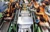 Mercedes Sprinter Facelifting (2014) - taśma produkcyjna