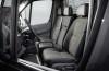 Mercedes Sprinter Facelifting (2014) - widok ogólny wnętrza z przodu