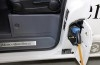 Mercedes Vito E-Cell - gniazdo ładowania