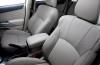 Mitsubishi Outlander GT - widok ogólny wnętrza z przodu