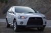 Mitsubishi Outlander GT - widok z przodu
