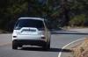 Mitsubishi Outlander GT - widok z tyłu