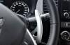 Mitsubishi Outlander III SUV 2.0 SOHC MIVEC 147KM - galeria redakcyjna - manetka zmiany biegów pod k