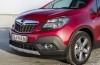 Opel Mokka - przód - inne ujęcie