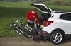 Opel Mokka - tył - bagażnik otwarty