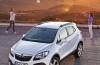 Opel Mokka - widok z góry