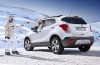 Opel Mokka - widok z tyłu