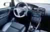 Opel Zafira - kokpit