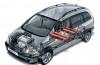 Opel Zafira - projektowanie auta