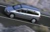 Opel Zafira - widok z góry