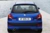 Peugeot 206+ Hatchback - tył - reflektory wyłączone
