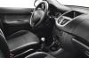 Peugeot 206+ Hatchback - widok ogólny wnętrza z przodu